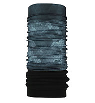 P.A.C. Fleece - Multifunktionstuch, Dark Blue/Black