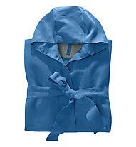Pack Towl Robe Towl Camping Bademantel/Morgenmantel, Sky Blue
