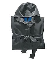 Pack Towl Robe Towl Camping Bademantel/Morgenmantel, Stone Grey