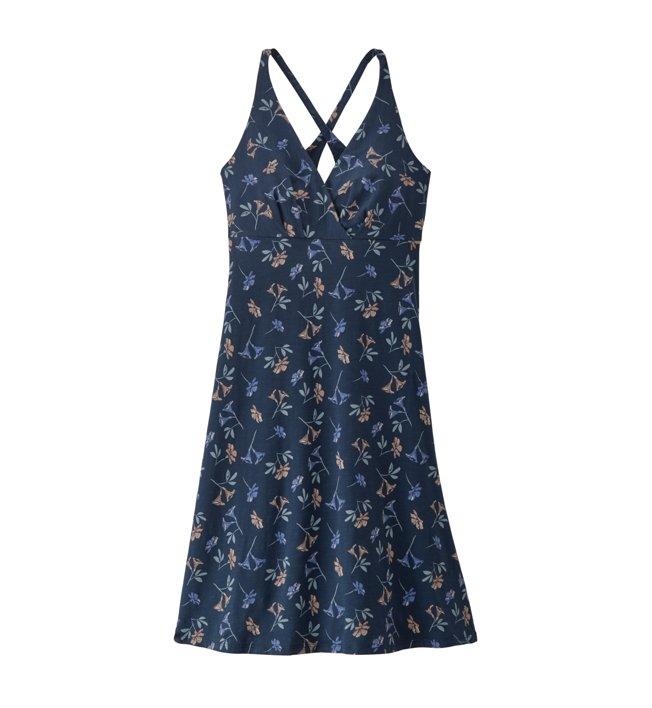 Patagonia Amber Dawn - Kleid - Damen, Dark Blue