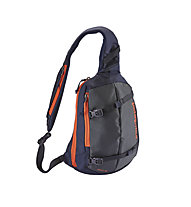 Patagonia Atom Sling 8L - Rucksack, Blue/Orange