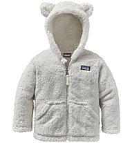Patagonia B Furry Friends - giacca in pile - bambino, White