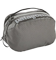 Patagonia Black Hole Cube Small - beautycase, Grey/Light Grey