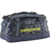 Patagonia Black Hole Duffel 45L - borsone viaggio, Blue/Yellow