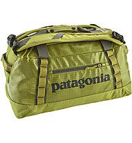 Patagonia Black Hole Duffel 45L - borsone viaggio, Light Green