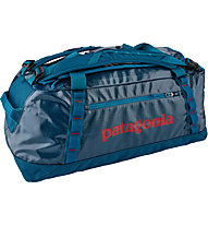 Patagonia Black Hole Duffel 60l - Borsone, Blue/Red