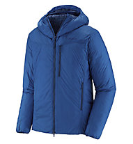 Patagonia DAS Light Hoody - giacca isolante - uomo, Blue