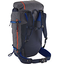 Patagonia Descensionist 40L - zaino scialpinismo, Blue
