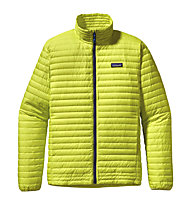 Patagonia Down Shirt giacca piuma, Chartreuse