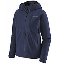 Patagonia Galvanized - giacca hardshell - donna, Dark Blue