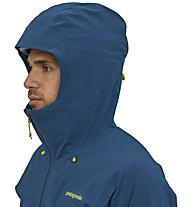 Patagonia Galvanized - giacca hardshell - uomo , Blue