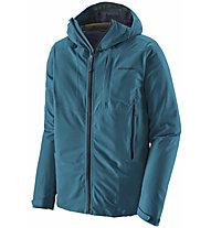 Patagonia Galvanized - giacca hardshell - uomo , Light Blue