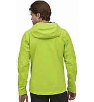 Patagonia Galvanized - giacca hardshell - uomo , Light Green