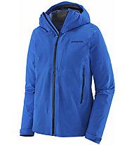 Patagonia Galvanized - giacca hardshell - donna, Light Blue
