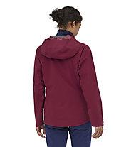 Patagonia Galvanized - giacca hardshell - donna, Dark Pink