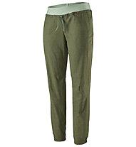 Patagonia Hampi Rock - pantaloni arrampicata - donna, Dark Green