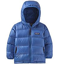 Patagonia Hi-Loft Down Sweater Hoody - Daunenjacke- Kinder, Light Blue