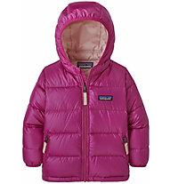 Patagonia Hi-Loft Down Sweater Hoody - Daunenjacke- Kinder, Pink/Light Pink