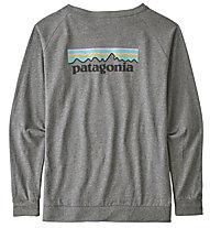 Patagonia Pastel - maglia a maniche lunghe - donna, Grey