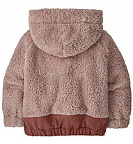 Patagonia Los Gatos Button-Up Hoody - giacca in pile - bambino, Pink