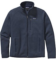 Patagonia Better Sweater Jacke, Blue