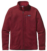Patagonia Better - Fleecejacke Wandern - Herren, Red