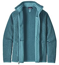 Patagonia Better Sweater - giacca in pile - uomo, Azure