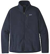 Patagonia Better Sweater - felpa in pile - uomo, Blue
