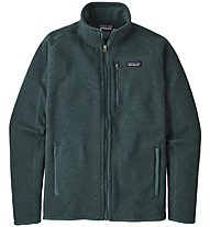 Patagonia Better Sweater - giacca in pile - uomo, Green