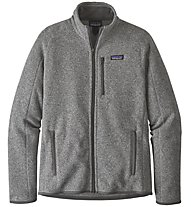 Patagonia Better Sweater - giacca in pile - uomo, Grey