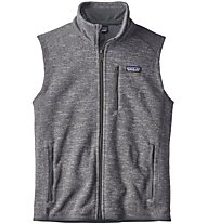 Patagonia Better Sweater - Gilet in pile trekking - uomo, Grey