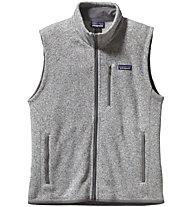 Patagonia Better Sweater - gilet in pile trekking - uomo, Light Grey
