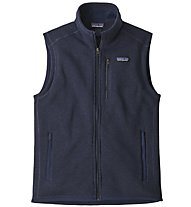 Patagonia Better Sweater - gilet in pile - uomo, Blue