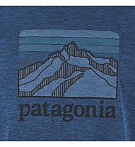 Patagonia Capilene Cool Daily Graphic - T-Shirt Trekking - Herren, Blue