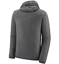 Patagonia Capilene Air Hoody - maglia a maniche lunghe con cappuccio - uomo, Grey