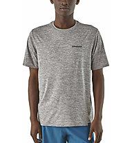 Patagonia Capilene Cool Daily - T-Shirt - Herren, Grey/Black/Multicolor