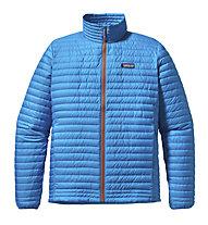 Patagonia Down Shirt- Giacca in piuma uomo, Andes Blue