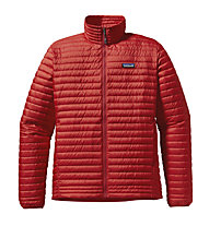 Patagonia Down Shirt- Giacca in piuma uomo, Cochineal Red