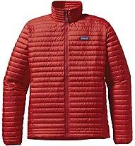 Patagonia M's Down Shirt Herren Daunenjacke, Red