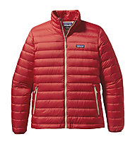 Patagonia M's Down Sweater Giacca Piuma, Cochineal Red