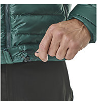 Patagonia Sweater - giacca in piuma - uomo, Dark Green