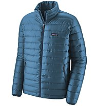 Patagonia Sweater - giacca in piuma - uomo, Light Blue