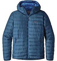 Patagonia Down Sweater Hoody Daunenjacke, Light Blue