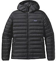Patagonia Down Sweater - Daunenjacke mit Kapuze - Herren, Black