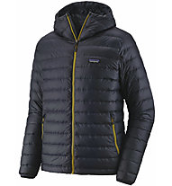 Patagonia Down Sweater - giacca in piuma - uomo, Dark Blue/Green