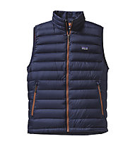 Patagonia M's Down Sweater Vest Gilet piuma, Classic Navy
