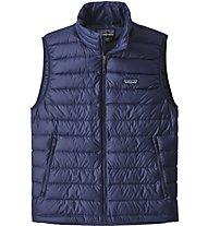 Patagonia Down Sweater - gilet in piuma - uomo, Dark Blue