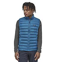 Patagonia Down Sweater - gilet in piuma - uomo, Light Blue
