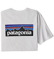 Patagonia M´s P-6 Logo Responsibili-Tee® - T-Shirt - Herren, White