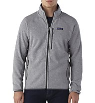 Patagonia Performance Better - Fleecejacke Skitour - Herren, Light Grey